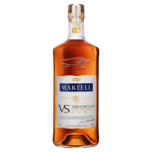 256. Martell Fine Cognac 70CL