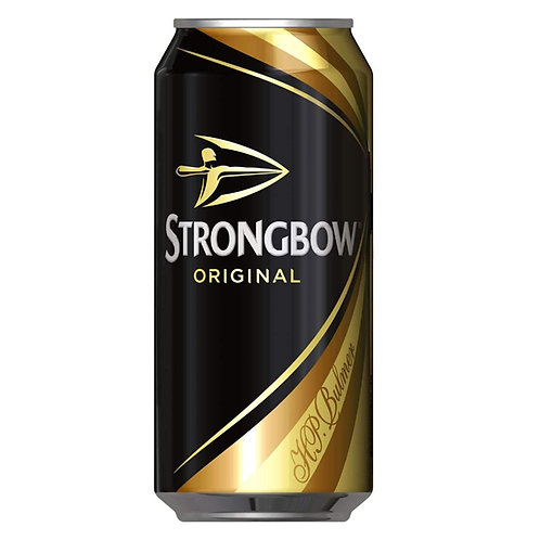 75. Strongbow (24 Cans)