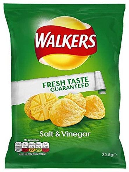 34. Walkers Salt & Vinegar