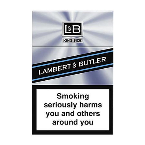 140. Lambert and Butler Kingsize