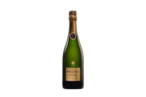 350. Bollinger Champagne R.D. 2007