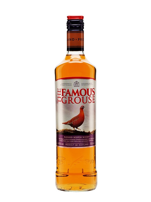 219. Famous Grouse Whiskey