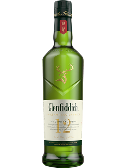 297. Glenfiddich 70CL