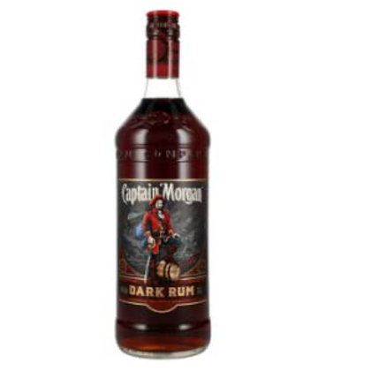 265. Captain Morgan Dark Rum 70CL