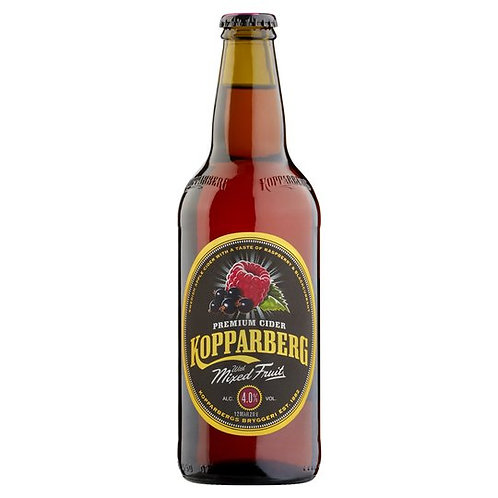 Koppasderg Mixed Fruit 500ml (Single)