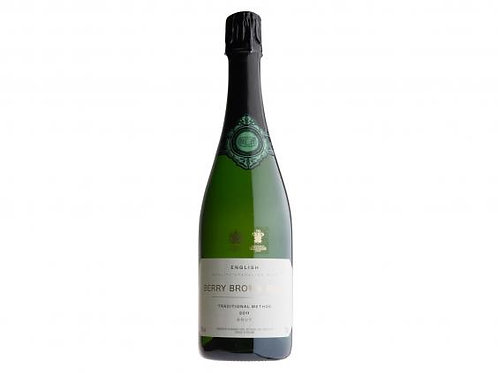 Berry Bros and Rudd English Sparkling Wine by Gusbourne Estate