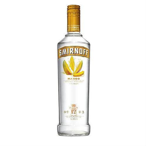 100. Smirnoff Mango Vodka 70CL