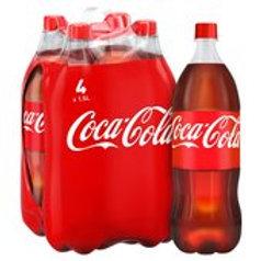 Bottle of Coke 1.5L X4