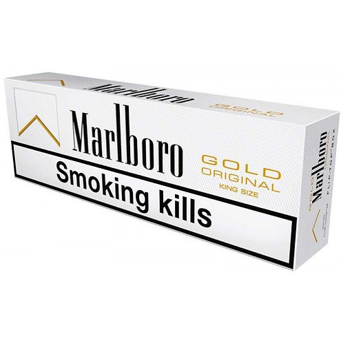 146. Marlboro Gold King Size