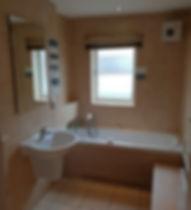 Spacious Bathroom Renovation
