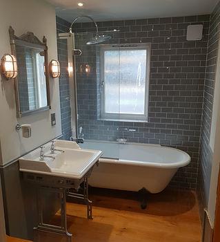Sapcious Designer Bathroom Installations