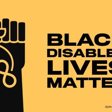 Black Disabled Leaders Series