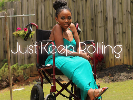 Just Keep Rolling