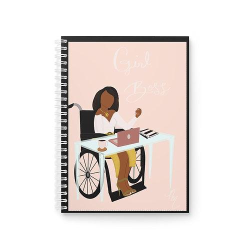 Girl Boss Notebook