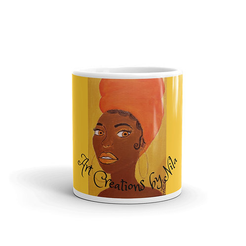 Blissful Beauty Mug