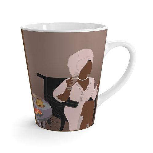 Rolling in Luxury Mug