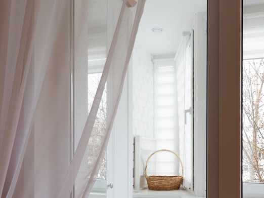 small balcony design by Albina Alieva
