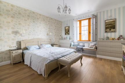 Master bedroom by Albina ALieva