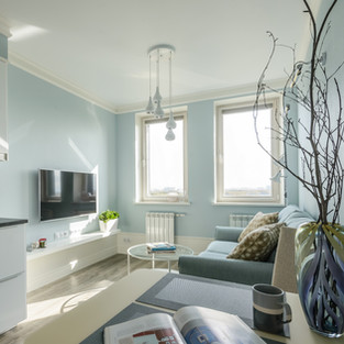 1 bedroom apartment in Moscow