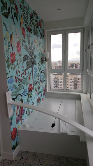 Interior design by Albina Alieva