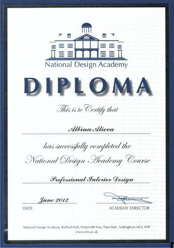 Diploma National Design Academy.JPG
