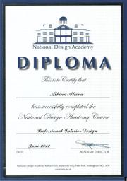 Diploma National Design Academy.JPG
