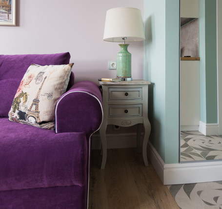 Cozy interior by Albina Alieva