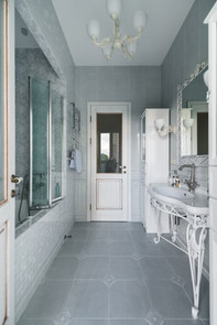 master bathroom by Albina Alieva