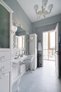 master bathroom by Albina ALieva
