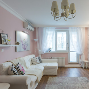 2 bedroom apartment in Moscow
