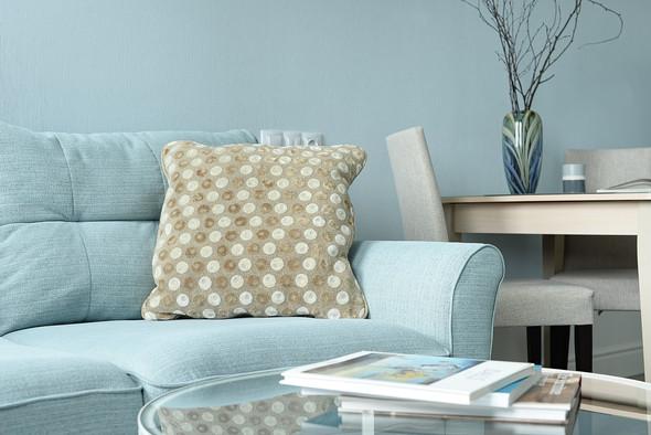 Living room by Albina Alieva