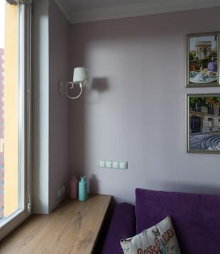 small apartment studio by Albina Alieva