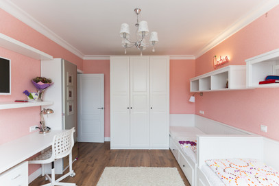 small kidsroom design by Albina Alieva