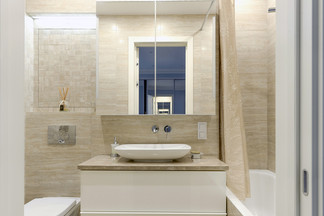 bathroom design by Albina Alieva