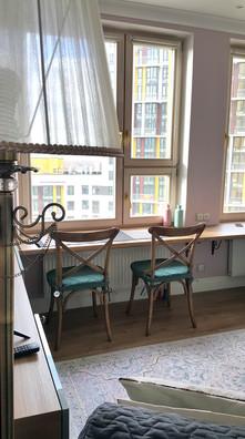 student apartment by Albina ALieva