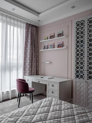 Kids room designer Albina Alieva