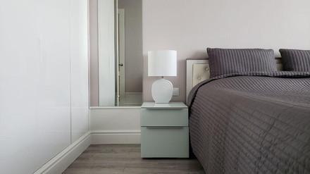 bedroom design by Albina Alieva