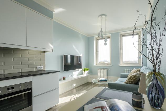Family room by Albina ALieva