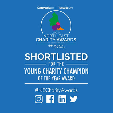IG - YOUNG CHARITY CHAMPION OF THE YEAR