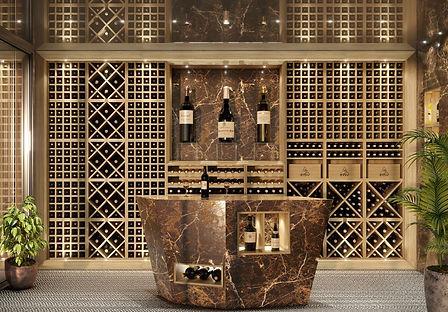 Wine cabinet installation 3.JPG