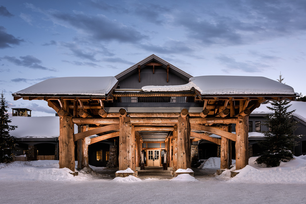 Luxury Lodge Imagery