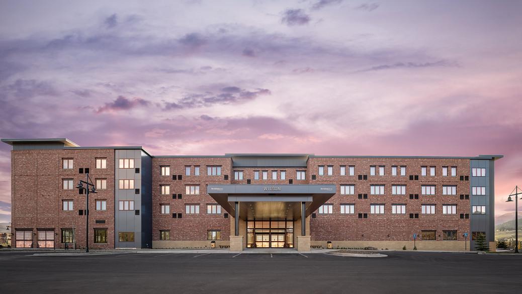 Wilson Hotel - Residence Inn by Marriott