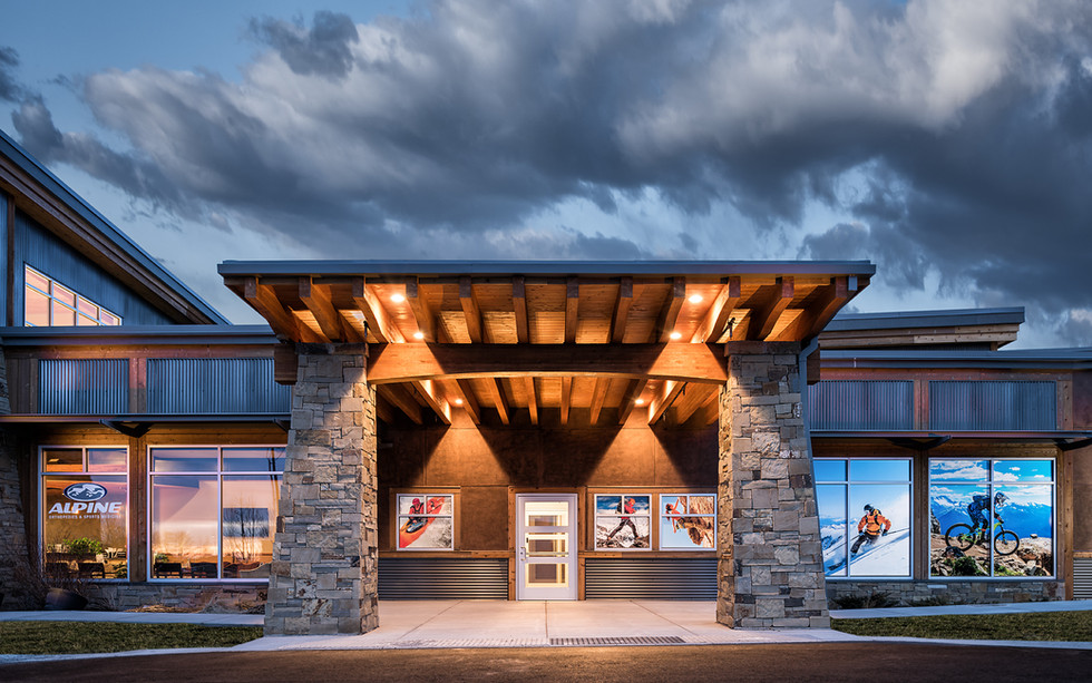 Alpine Orthopedics Surgery Center