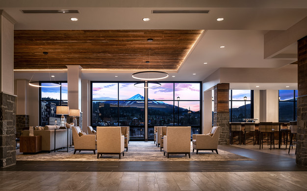 Luxury Hotel Great Room