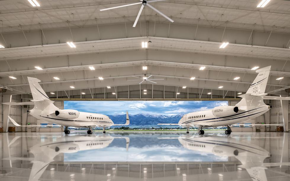 Airport Hangars