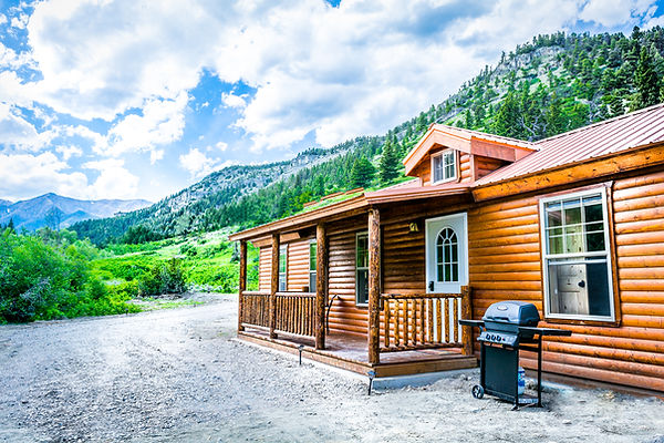 Fisher Cabin at Montana Cabin Rentals