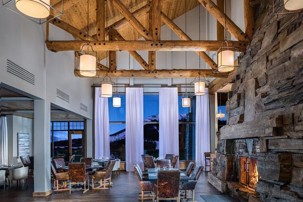Luxury Resort and Restaurant Photography