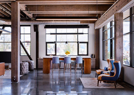 Commercial Spaces Photography