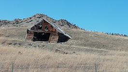 Montana Homestead Cabin