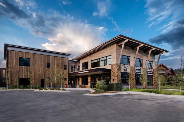 Lone Mountain Land Company Building